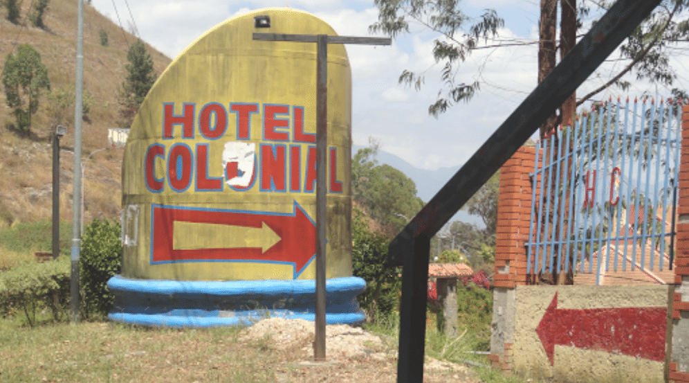 Hotel Colonial Panamericana