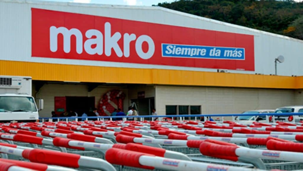 MAKRO LOS TEQUES
