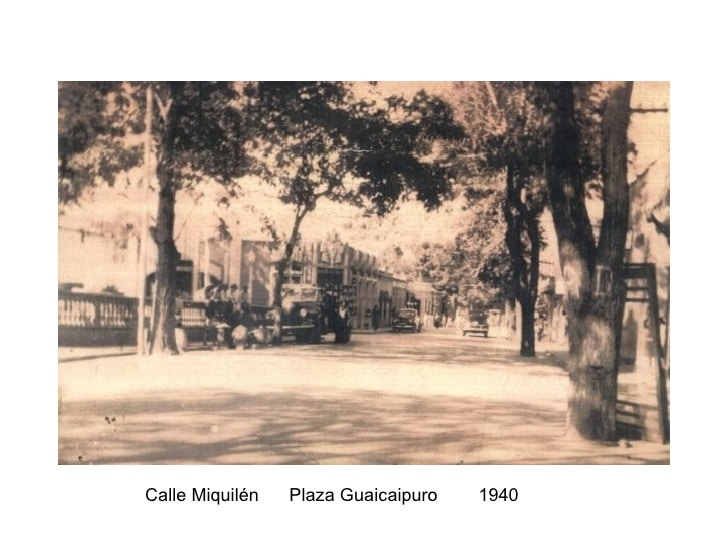 Plaza Guaicaipuro Los Teques